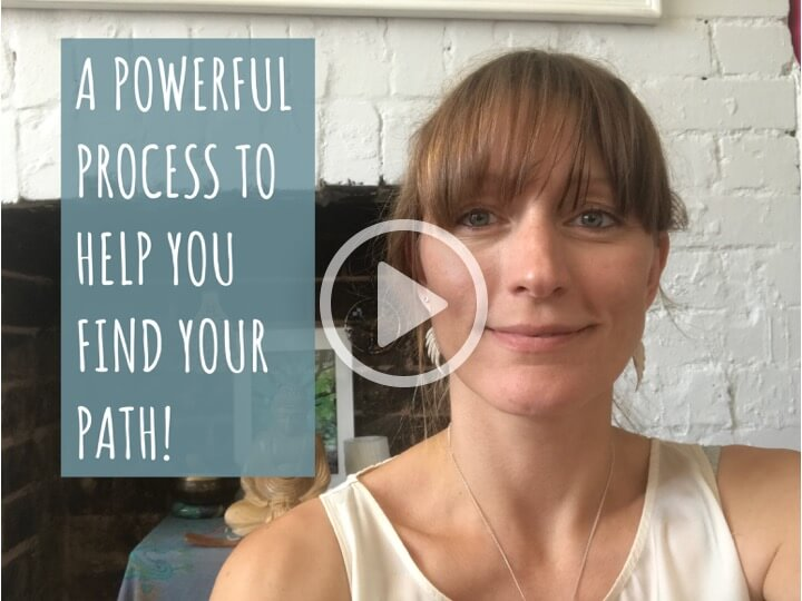 A Powerful Process to Help You Find Your Path