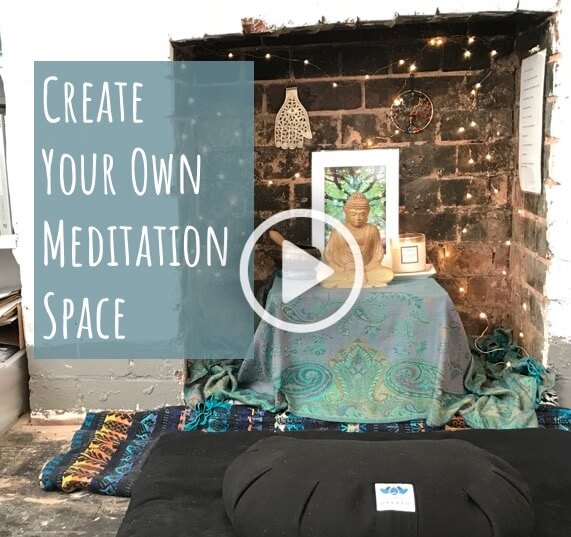 Create your Own Meditation Space