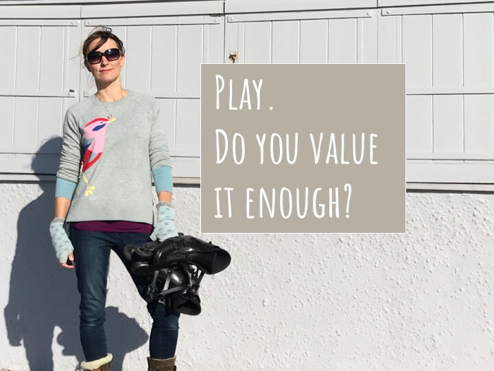 Play. Do you value it enough?