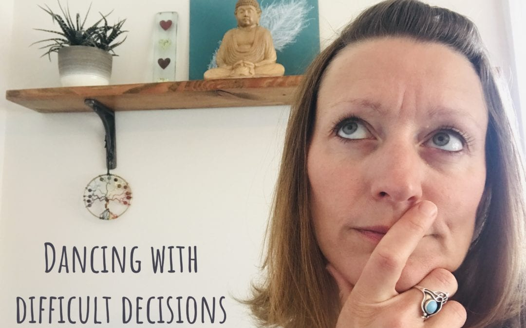 Dancing with difficult decisions